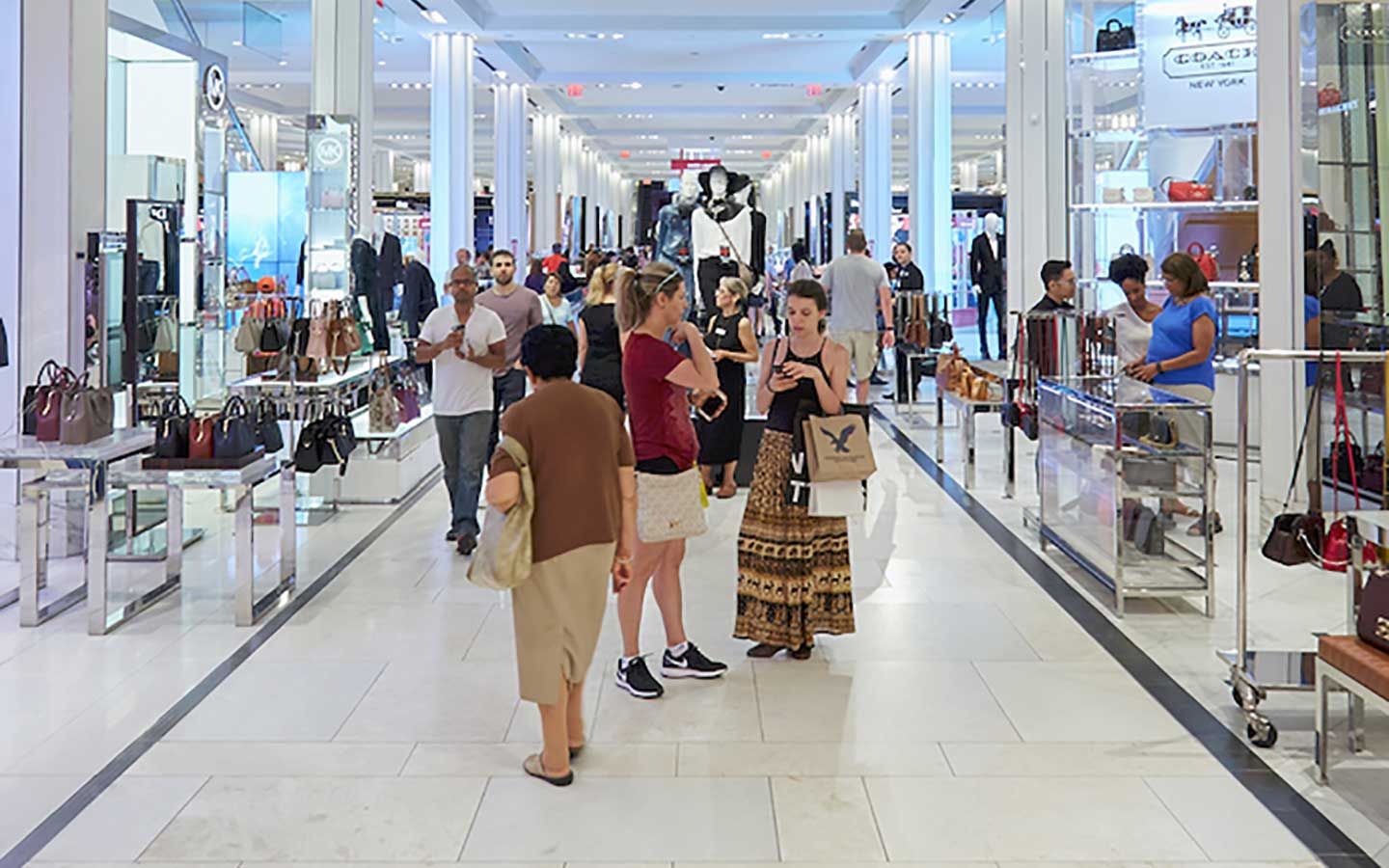 Big box department store employs cloud-based technology to reduce energy use and saves nearly $2 million annually!