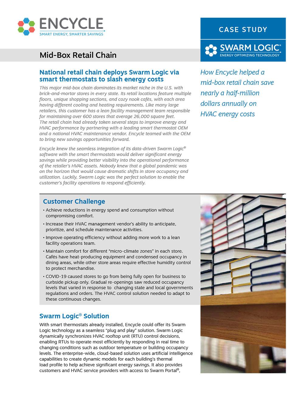 Mid-Box Retail Chain