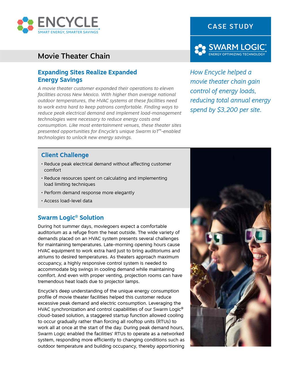 Movie Theater Chain